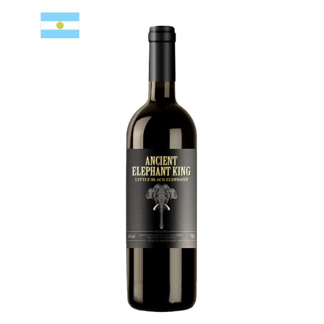 古象王小黑象干红葡萄酒