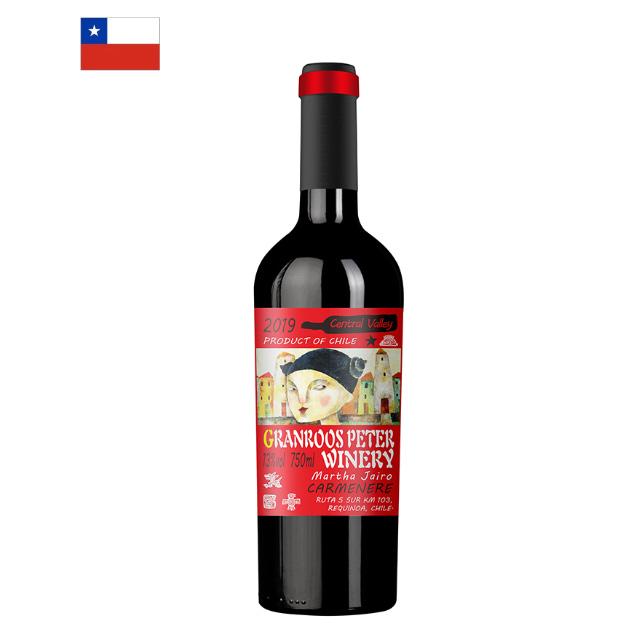 玛萨杰罗干红葡萄酒